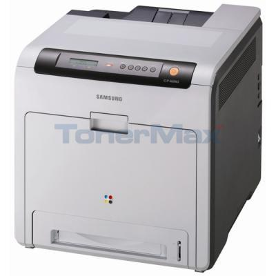 Samsung CLP-660ND